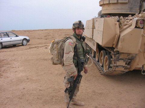 Army Spc. Brian A Vaughn