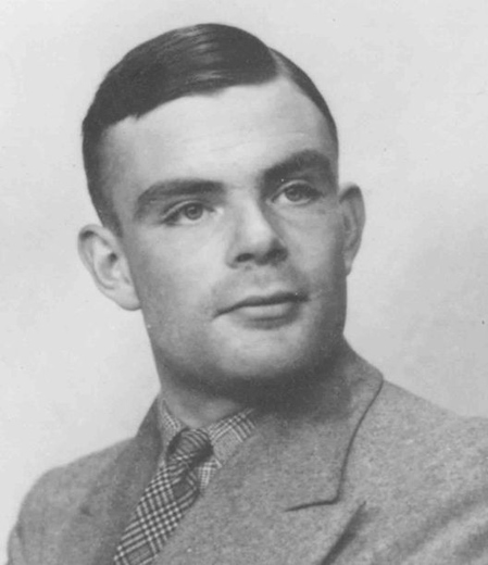 Mathematician, computer scientist and philosopher Mr. Alan Turing